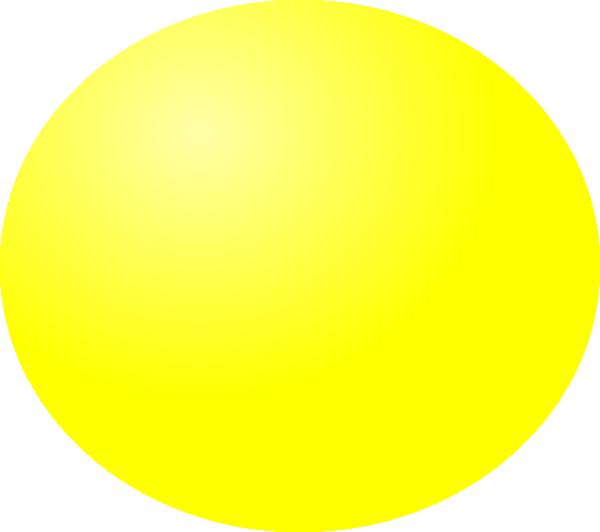 Ball clipart yellow Art Art Clip this