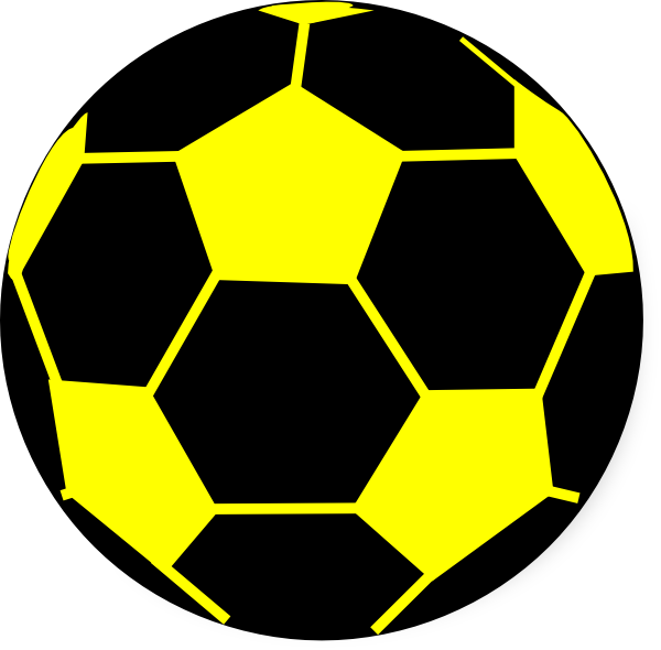Ball clipart yellow  vector 2 Ball this