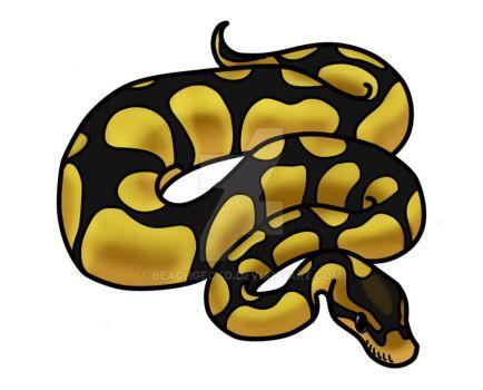 Ball Python clipart Python TheBumbleRaven DeviantArt on BallPythonClub