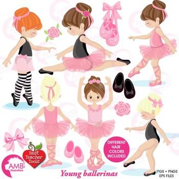 Ballerine clipart ballet teacher AMB Clipart 1306 Tools Ballerina