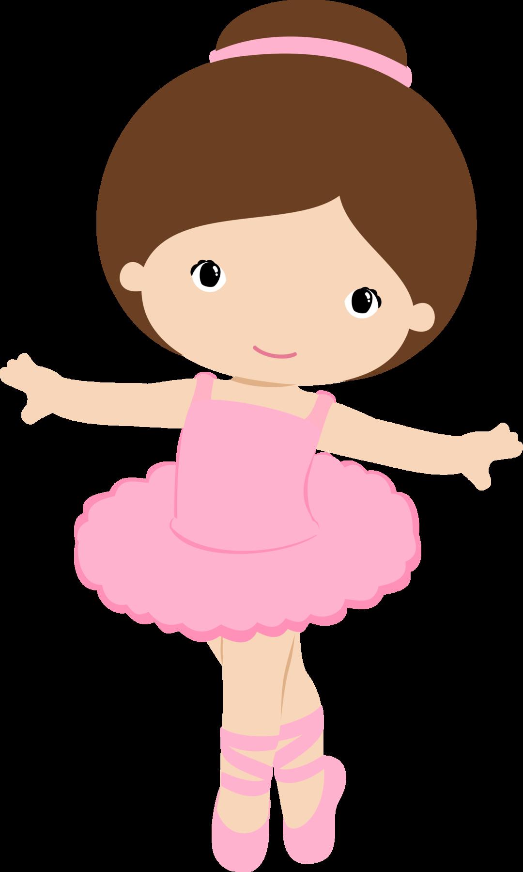 Ballerine clipart cute person Cute ballerina pasta as