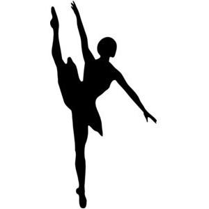 Danse clipart dance competition Ballet art Ballet art online