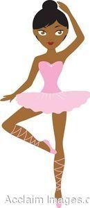 Ballerine clipart female dancer #4