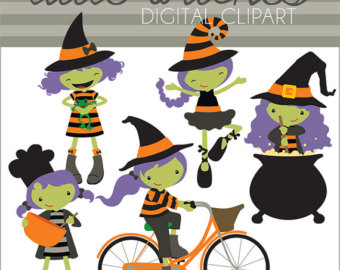 Witchcraft clipart halloween full moon And Limited Clip  Ghosts