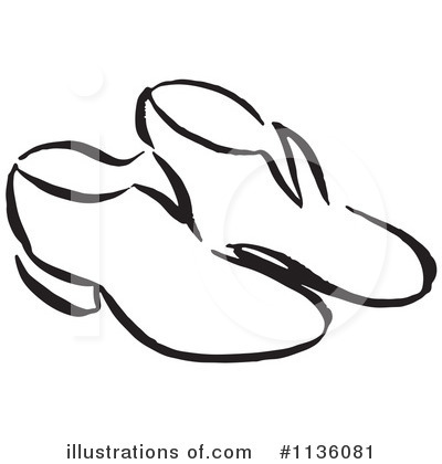 Ballerine clipart jazz shoe Clip shoes clipart  Jazz