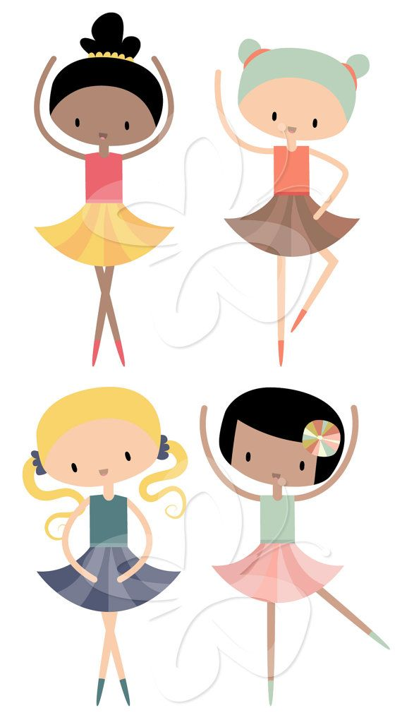 Little use ballerina Personal Ballerina's