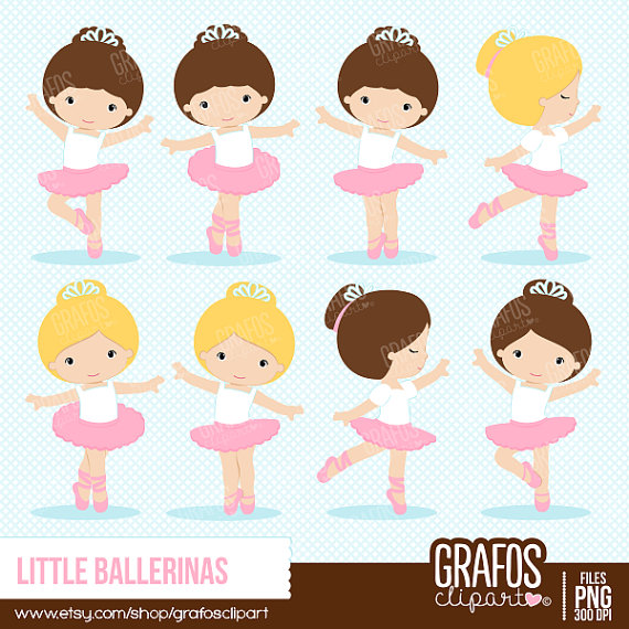 BALLERINAS Set anita Digital