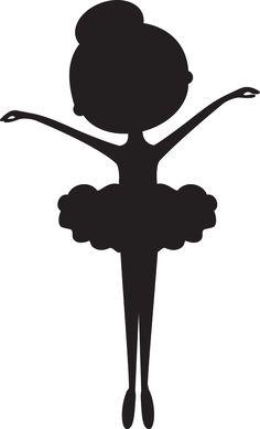 Ballerine clipart princess ballerina Little Silhouette Ballerina Silhouette Cameo