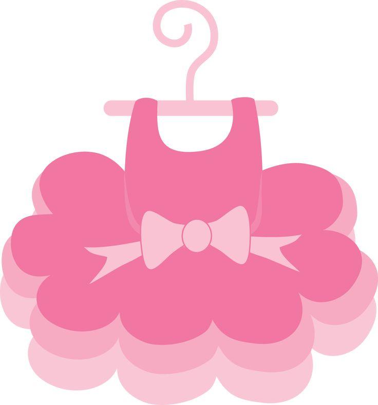 Pink Dress clipart ballet costume Minus images Pinterest 114 amb