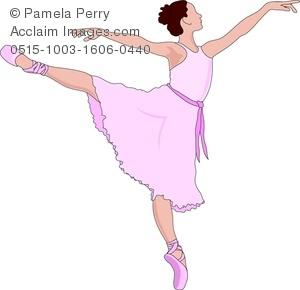 Ballet clipart ballerina Prima Clip Prima Image a