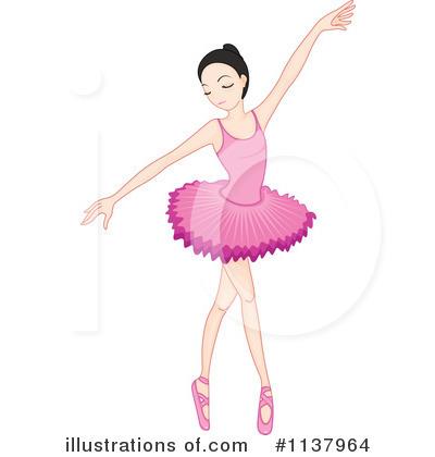 Ballet clipart ballerina Illustration Royalty #1137964 colematt Clipart