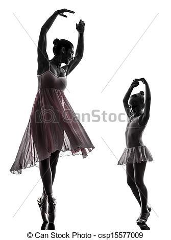 Ballet clipart ballet teacher In  little woman little