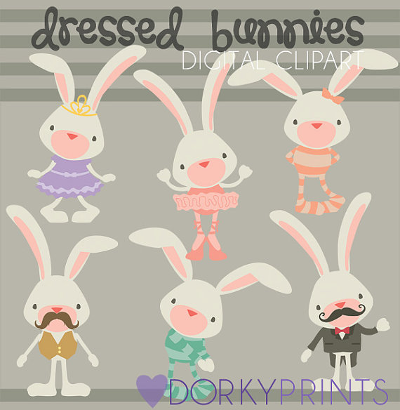 Ballet clipart bunny Bunnies Easter from Use clipart