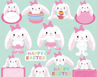 Ballet clipart bunny Clipart Bunny clipart Easter clipart