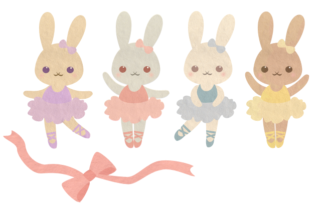 Ballet clipart bunny On wolfypuppy Ballerina Ballerina by