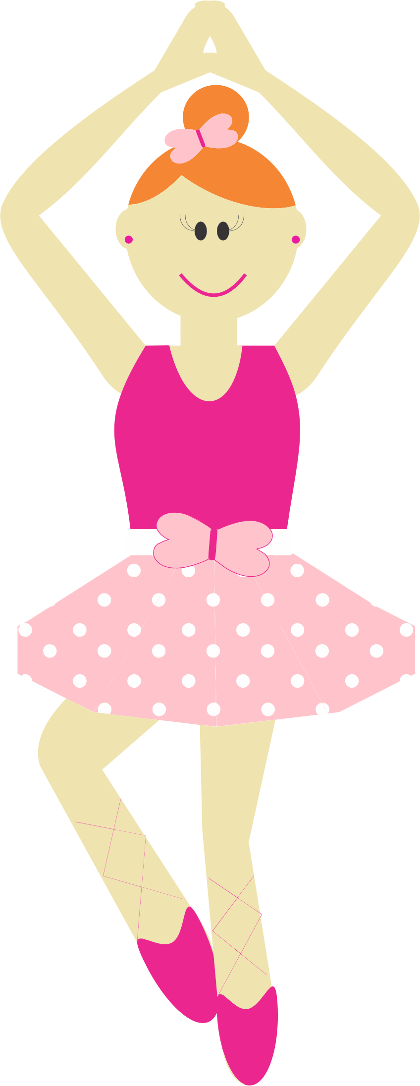 Ballet clipart cartoon Ballerina Ballerina Cartoon Clipart Cartoon