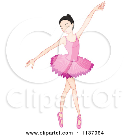 Ballet clipart cartoon Dance Cartoon Ballet  Clipart