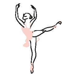 Ballet clipart contemporary dancer Somerset Academy Contemporary & West