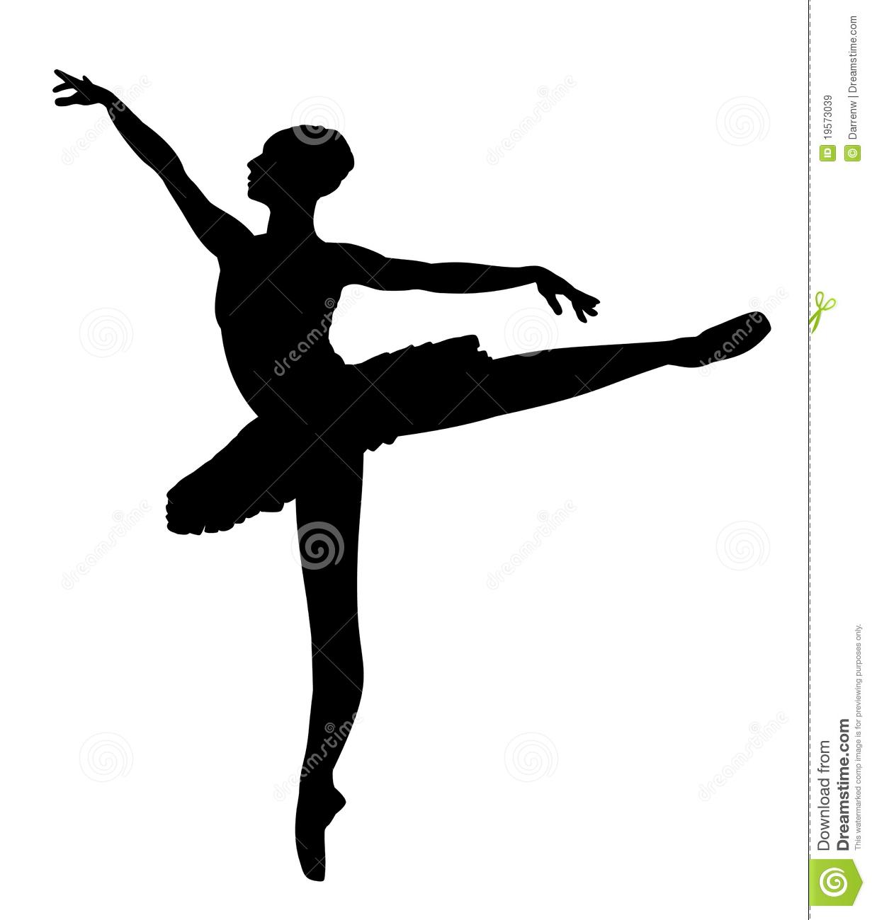 Ballet clipart contemporary dancer Contemporary Clipart Clipart Free Dancer