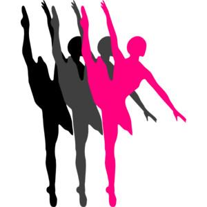Ballet clipart contemporary dancer Ballet clip Polyvore ballet Dancer