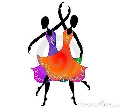 Cuba clipart plate 136 Dancer art art dance