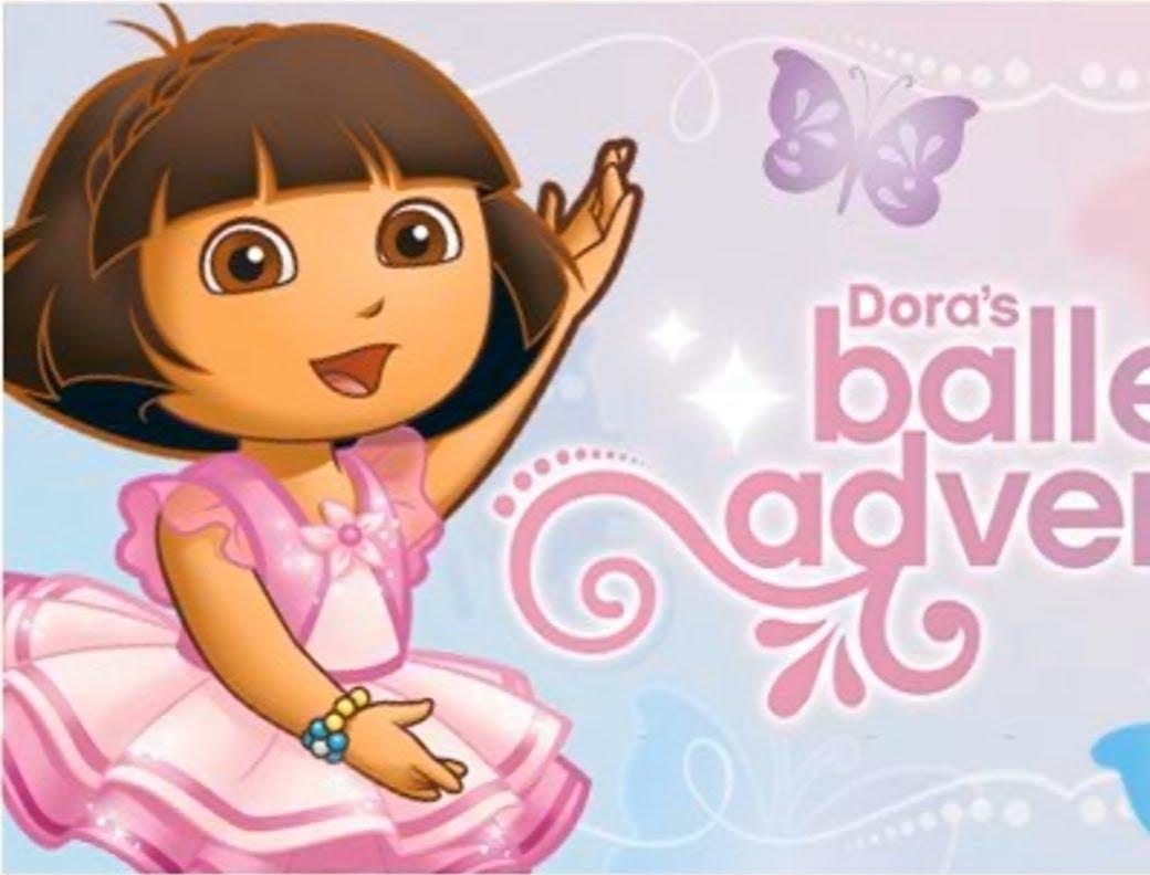 Danse clipart dora Dora Episode 2013 3D explorer