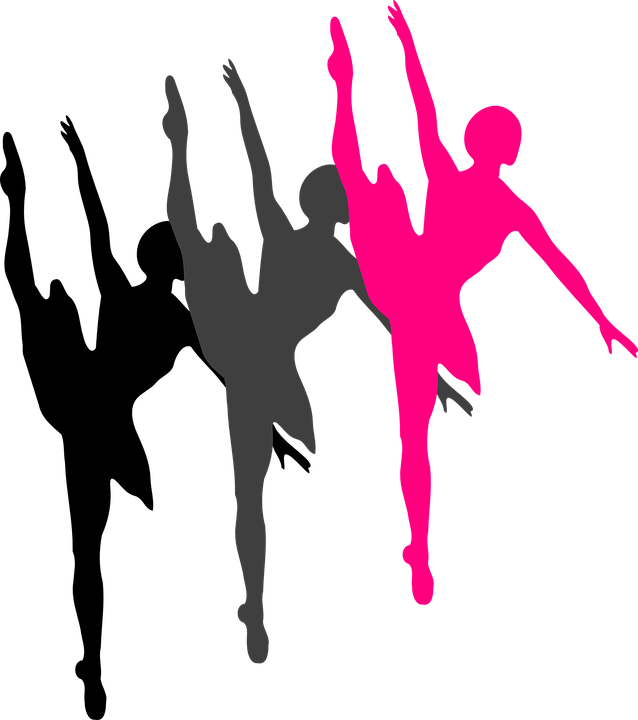 Ballet clipart flexibility Flexibility beautiful girl beautiful young