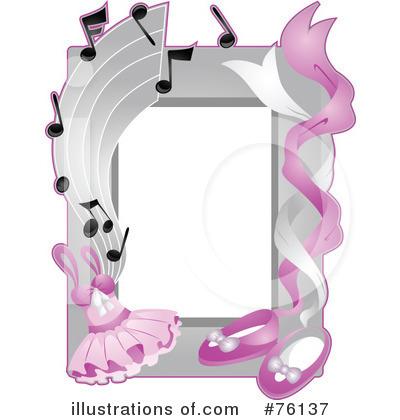 Ballet clipart frame Clipart (RF) Frame by Stock
