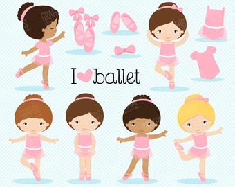 Ballet clipart kid graphic Clipart Ballet I Slippers LOVE