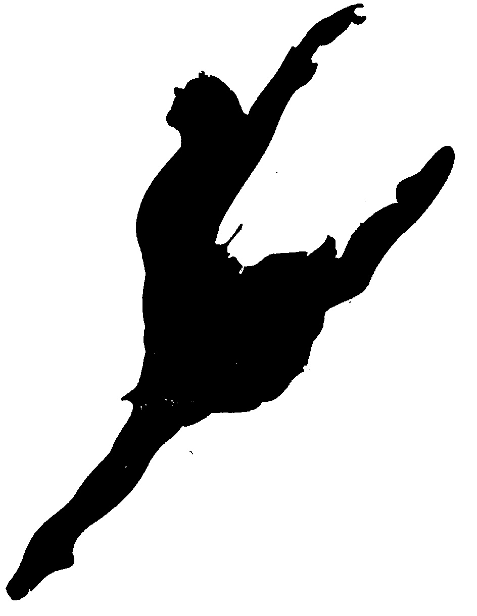 Ballet clipart lyrical dancer Clipart Dancer Free Clipart library