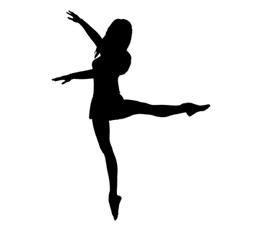 Ballet clipart lyrical dancer > Delicate Dancing dance Contemporary