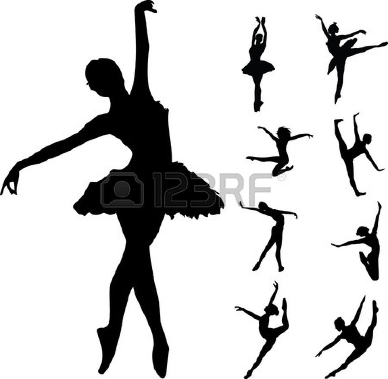 Ballerina clipart contemporary dancer Info Clipart Clipart Clipart dancers