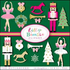 Ballet clipart nutcracker ballet 5 For DOWNLOAD Clip Christmas