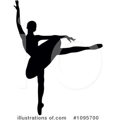 Ballerina clipart modern dancer #5