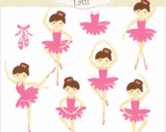 Ballerine clipart nutcracker ballet Art clip clipart Dancer ballet