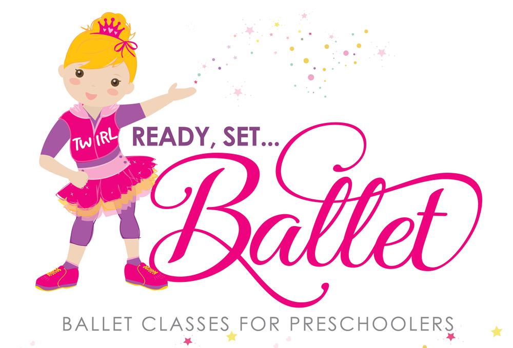 Ballet clipart preschool READY TRANSIT SET PRESCHOOL BALLET