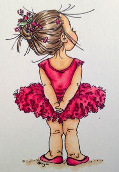 Ballerine clipart sad #3