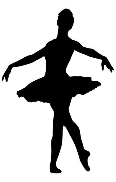 Ballet clipart shadow Images Silhouette 115 Search free
