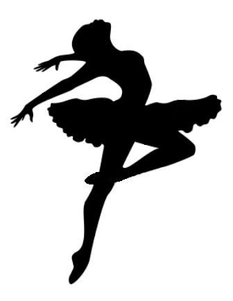 Ballet clipart shadow Images Silhouette 115 Ballet for