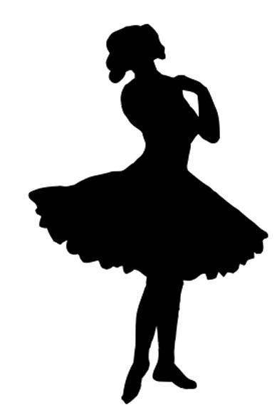 Ballet clipart shadow Clipart Panda Clipart Clipart ballet%20clipart