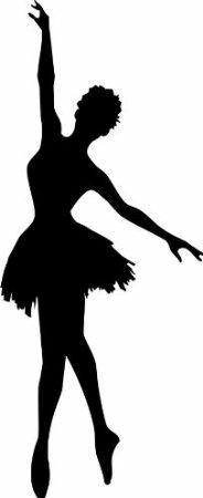 Ballet clipart shadow Art Clipart Dance Ballet Clip