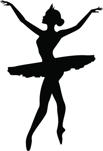 Ballet clipart swan lake Ballet danasrgj decorations top clip