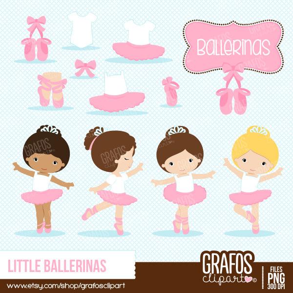 Ballerine clipart ballet teacher Ballet Clipart tiara Digital Clipart