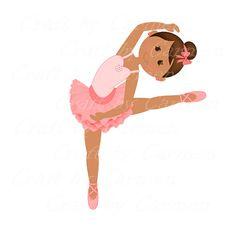 Ballet clipart transparent Dancer ballet clipart art by
