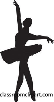 Ballet clipart transparent Jpg Dance Classroom sillhouete 04
