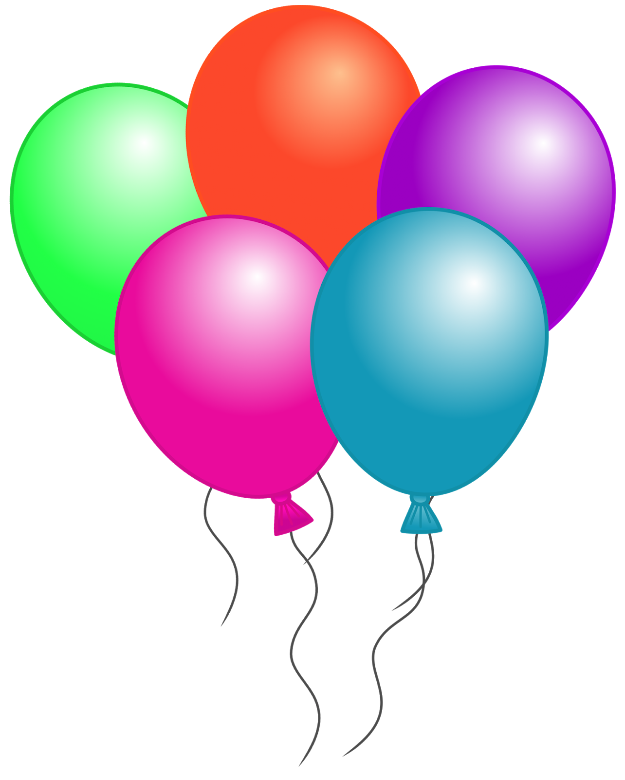 Balloon clipart Panda Art Balloon Balloon%20Clip%20Art Free