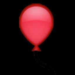 Balloon clipart emoji & for SMS · Balloon
