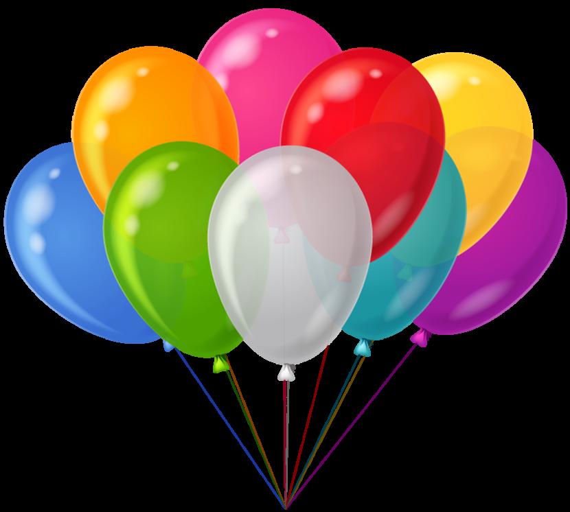 Balloon clipart ten Balloons Balloons Clipart Best Images