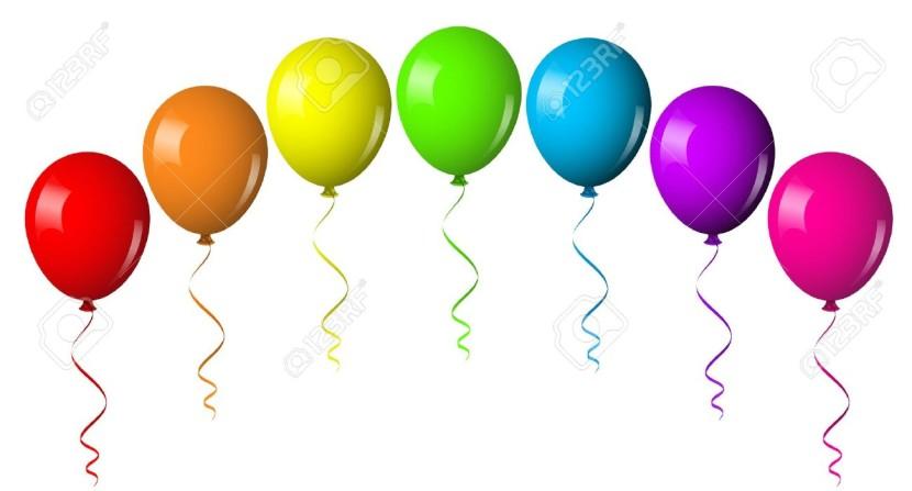 Balloon clipart ten Balloons Clipartion com Clipart Best