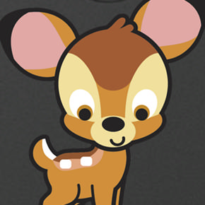 Bambi clipart cuties On iPhone OtterBox® Disney Cuties